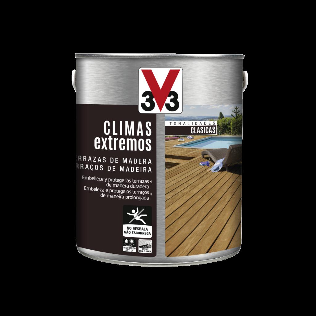 Protector Terrazas Climas Extremos Tonalidades Clasicas V33